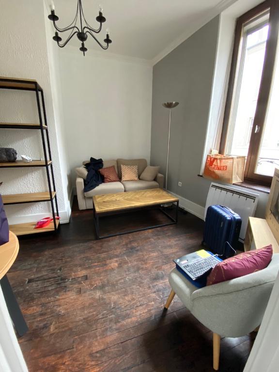 louer appartement 2 pièces 30.93 m² nancy photo 2