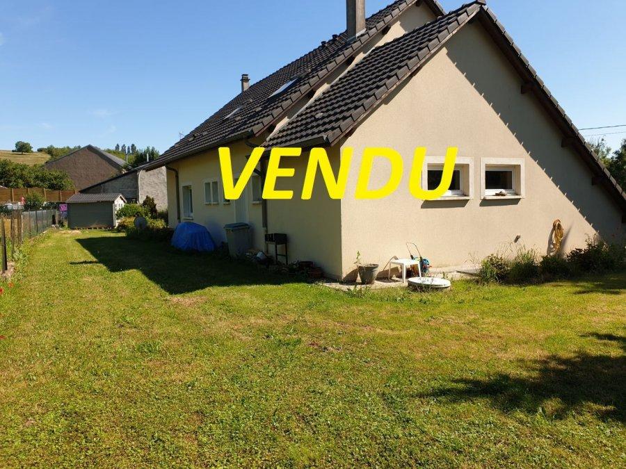 Maison à vendre Beyren-lès-Sierck