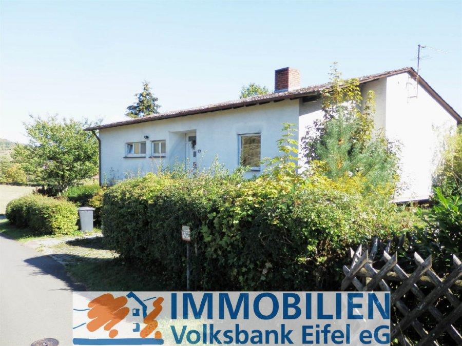 acheter maison 7 pièces 175 m² gerolstein photo 1