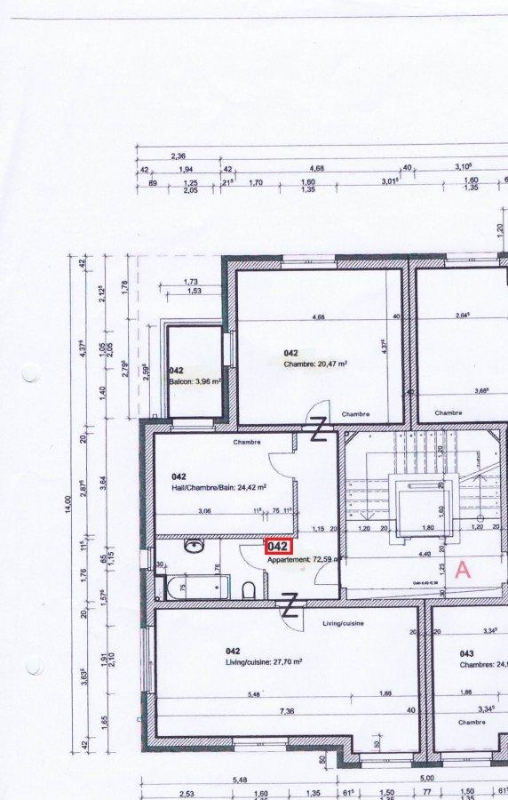 apartment for rent 2 bedrooms 74.13 m² lieler photo 2