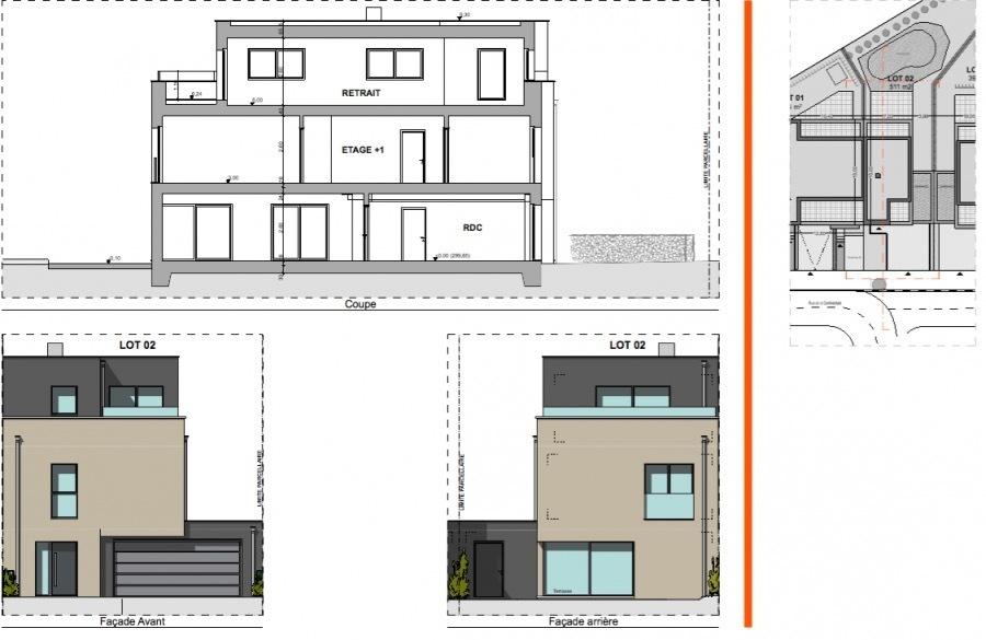 acheter maison 3 chambres 194 m² bascharage photo 3