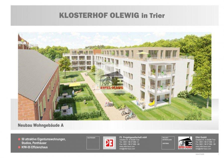 penthouse-wohnung kaufen 0 zimmer 141.07 m² trier foto 1