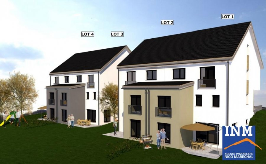 Perfect Semi Detached House For Buy 4 Bedrooms 237 M² Eschdorf Photo 2