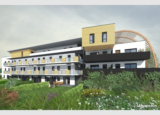 Neuf appartement f2 ay sur moselle moselle r f 5348278 for Appartement f2 neuf