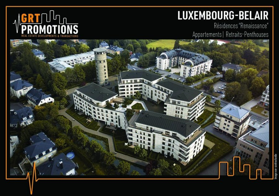 wohnung kaufen 2 schlafzimmer 84.19 m² luxembourg foto 1