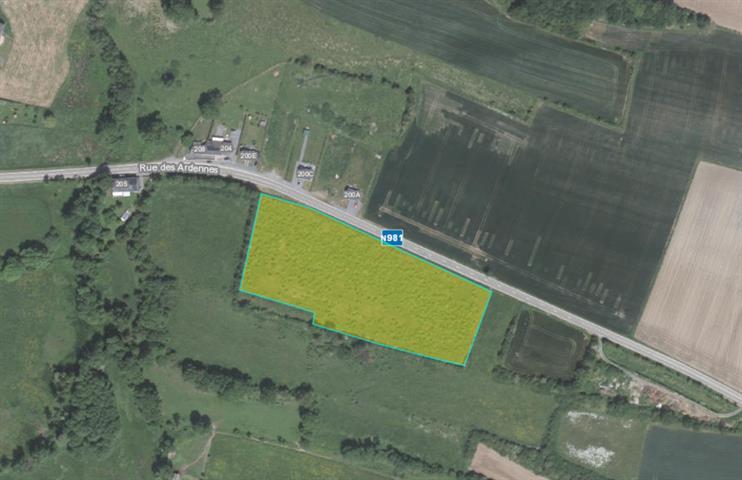 acheter terrain constructible 0 pièce 0 m² beauraing photo 1