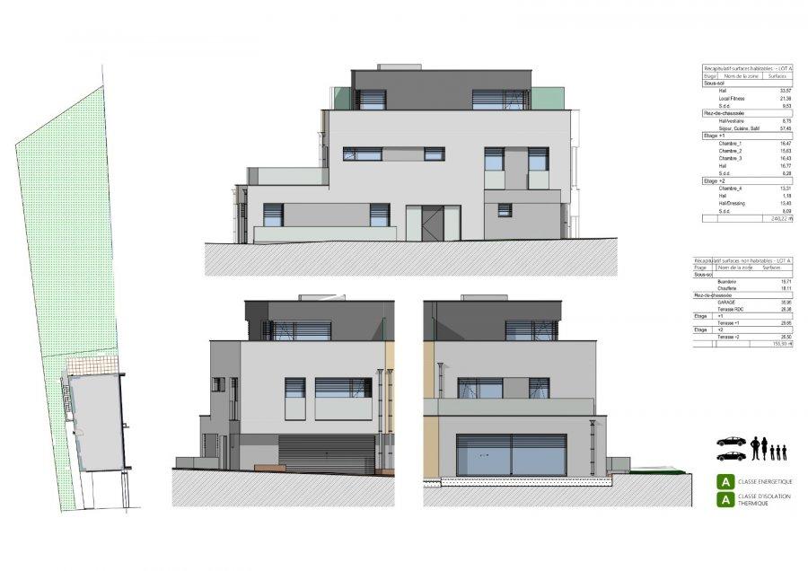 acheter maison jumelée 4 chambres 240 m² luxembourg photo 3