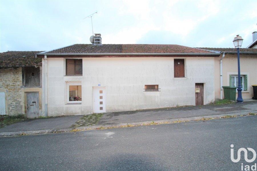 acheter maison 3 pièces 70 m² houécourt photo 1