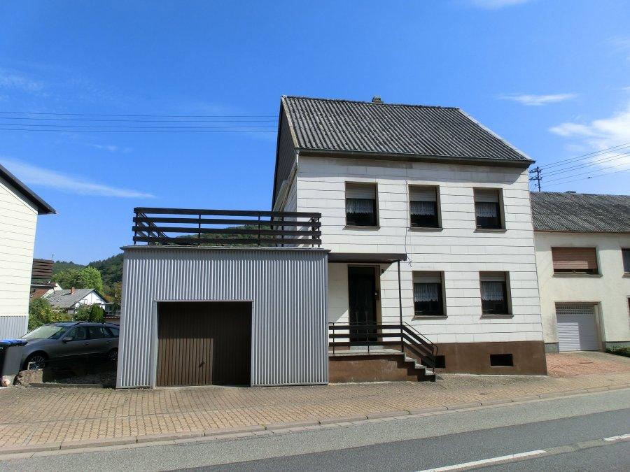 doppelhaushälfte kaufen 5 zimmer 105 m² wadern foto 1