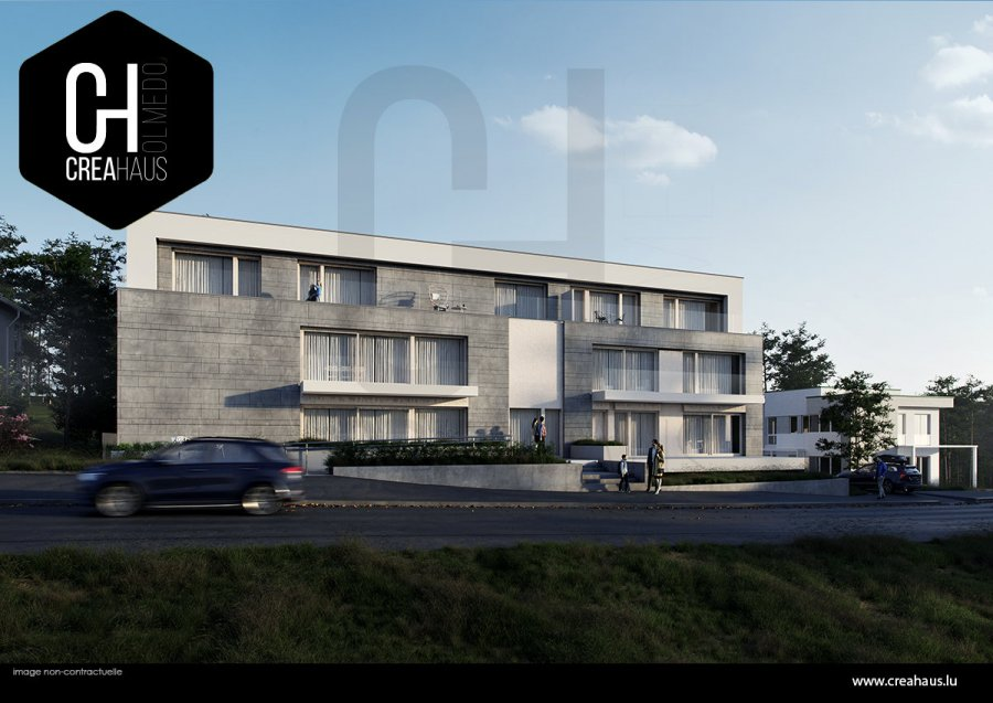 acheter appartement 2 chambres 82.73 m² bridel photo 2