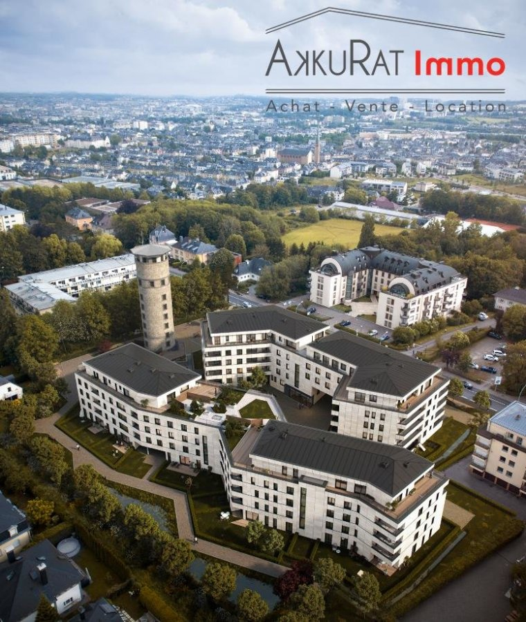 acheter penthouse 4 chambres 170 m² luxembourg photo 2