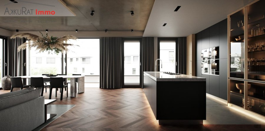 acheter penthouse 4 chambres 170 m² luxembourg photo 3