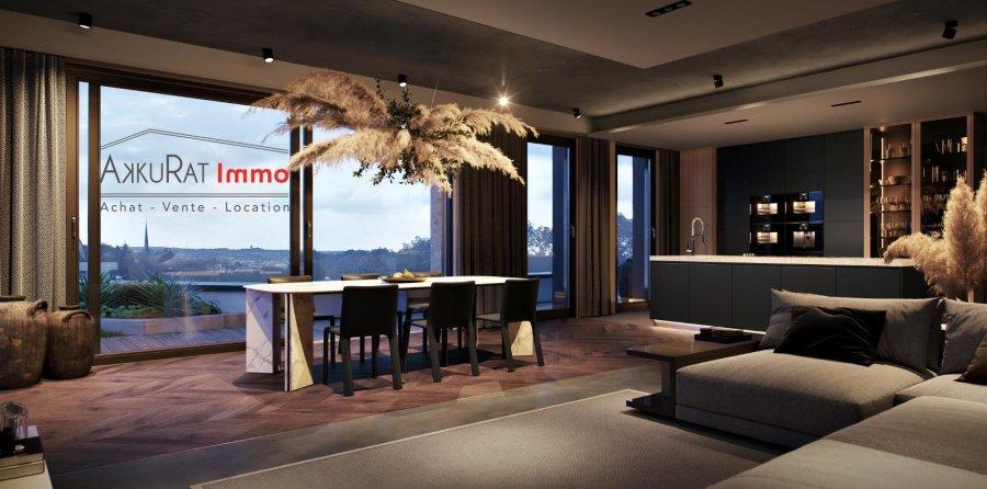 penthouse-wohnung kaufen 4 schlafzimmer 170 m² luxembourg foto 4
