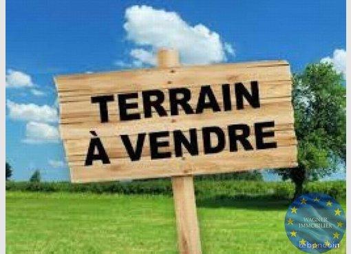 Terrain constructible à vendre à Hommarting (FR) - Réf. 7164614