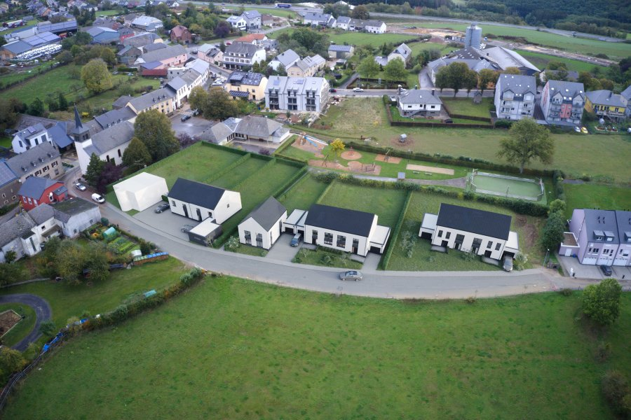 acheter maison jumelée 3 chambres 125.77 m² hoscheid photo 4