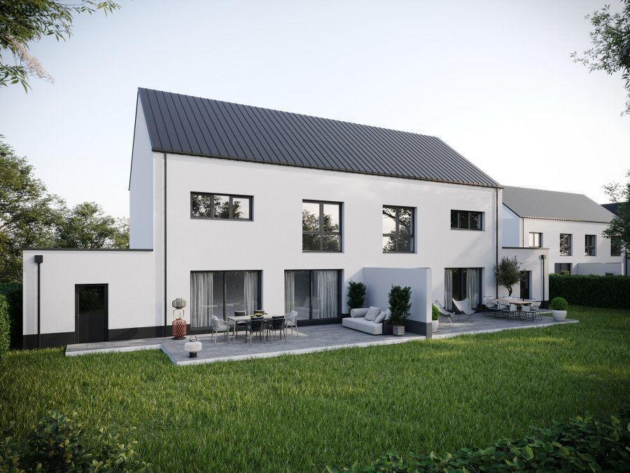 acheter maison jumelée 3 chambres 125.77 m² hoscheid photo 3