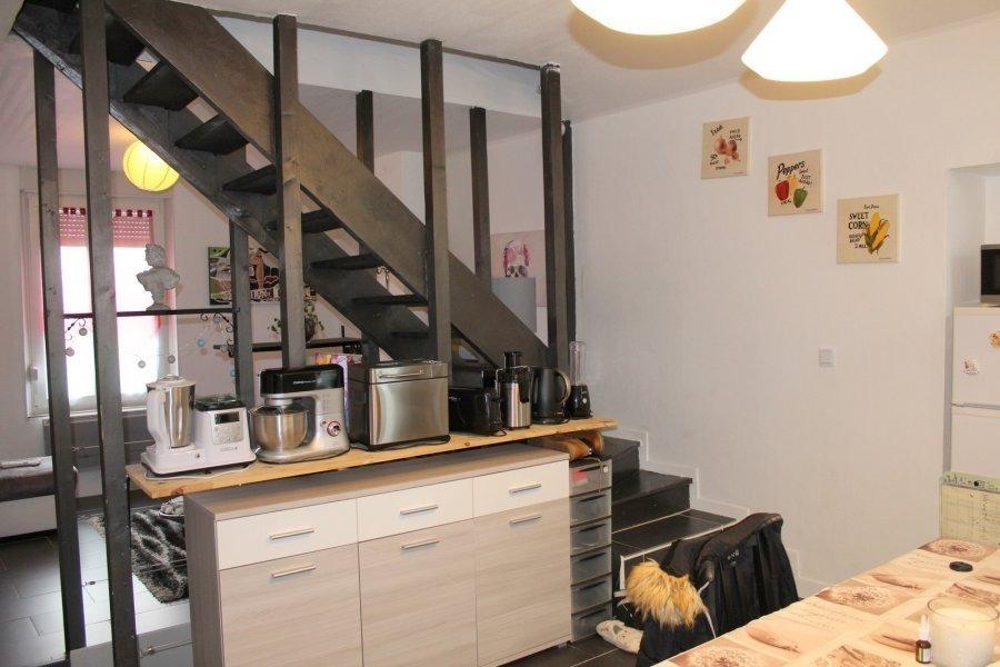 Maison mitoyenne à vendre F4 à Mont-Bonvillers