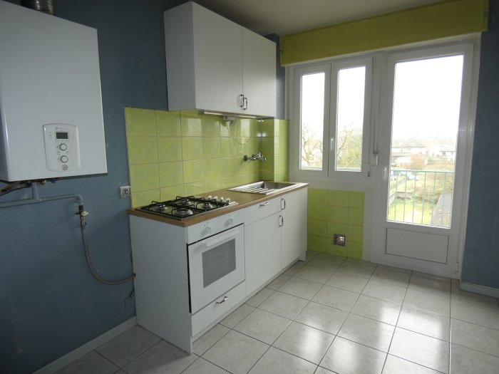 Appartement à vendre F3 à Metz