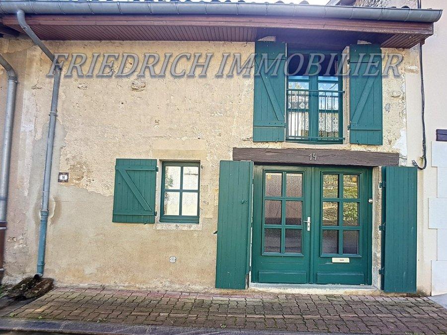 acheter maison 6 pièces 127 m² bar-le-duc photo 1