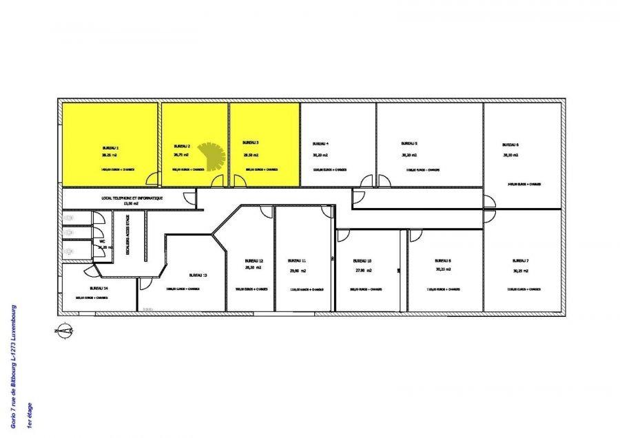 louer bureau 0 chambre 300 m² luxembourg photo 4
