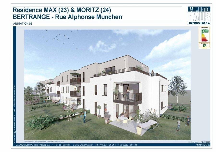 acheter appartement 2 chambres 94.27 m² bertrange photo 2