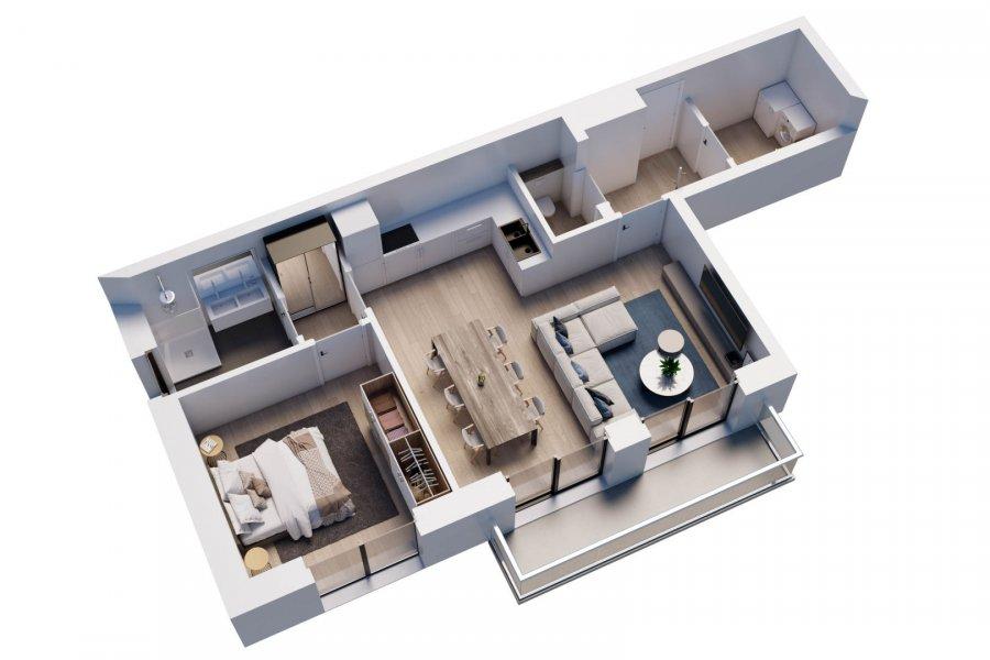 acheter appartement 1 chambre 51 m² wemperhardt photo 3
