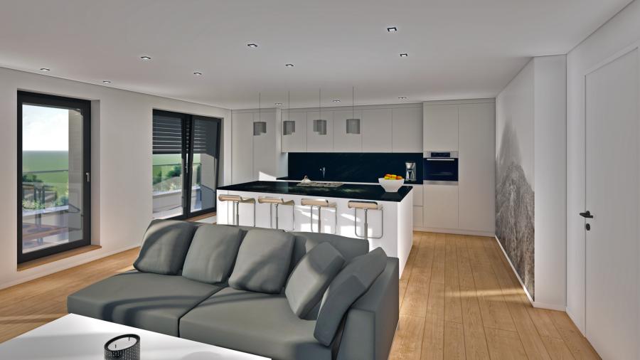 acheter appartement 1 chambre 51 m² wemperhardt photo 5