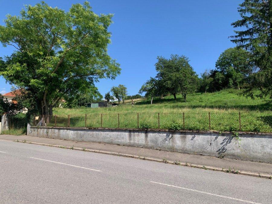 Terrain constructible à vendre à Adaincourt