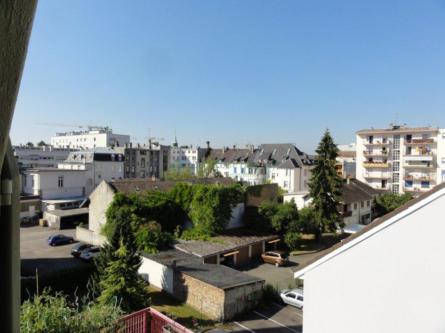 Appartement à vendre F6 à Saint louis