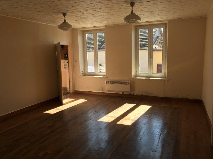 Maison à vendre F8 à Bertrambois