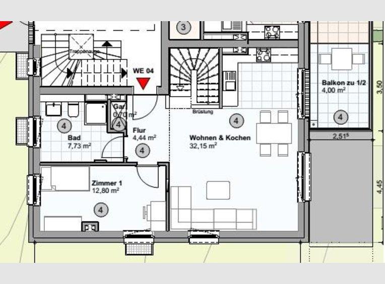 Doppelhaushälfte zum Kauf 4 Zimmer in Schweich (DE) - Ref. 7258054