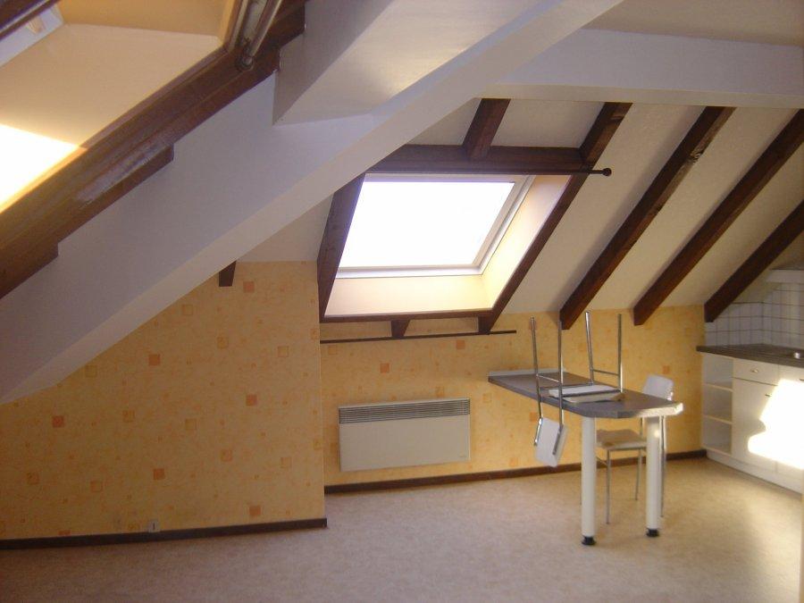 Appartement à louer F2 à Sarrebourg