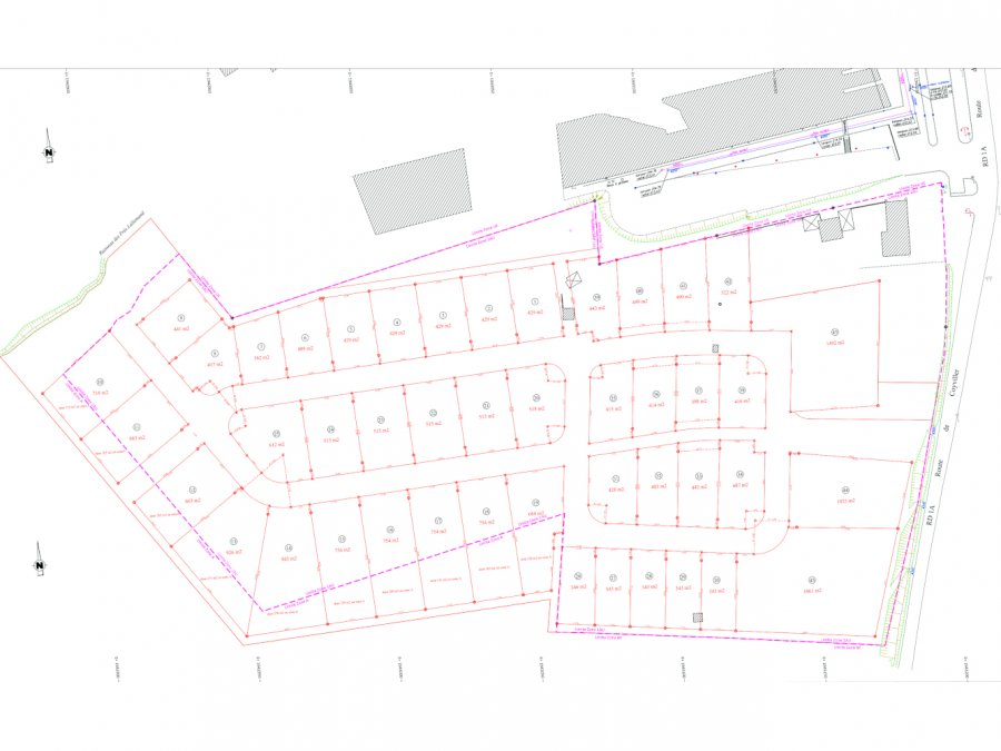 acheter terrain constructible 0 pièce 0 m² nancy photo 2