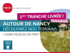 Terrain constructible à vendre à Nancy - Réf. 7151830