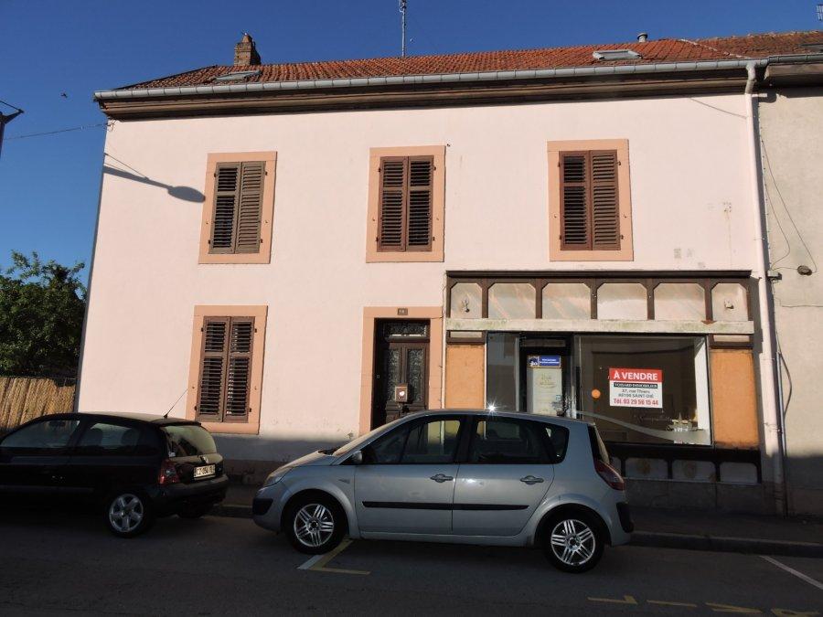 acheter immeuble de rapport 8 pièces 146 m² saint-dié-des-vosges photo 1