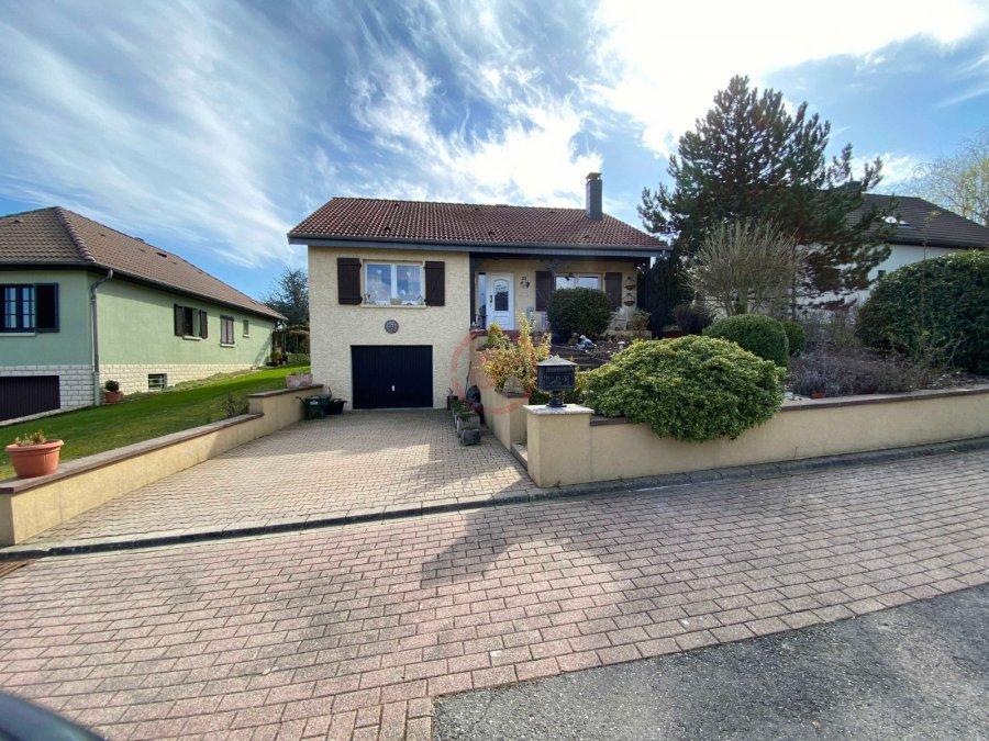 detached house for buy 2 bedrooms 108.8 m² schengen photo 1