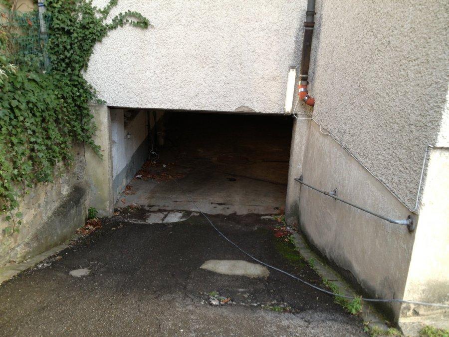 Garage fermé à louer à Luxembourg