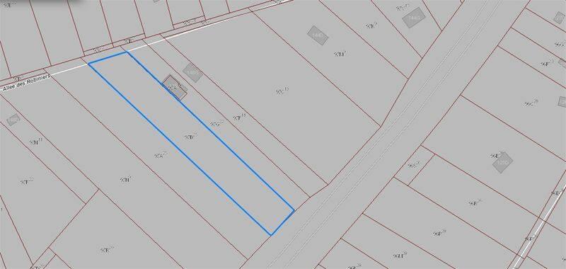 acheter terrain constructible 0 pièce 3000 m² philippeville photo 2