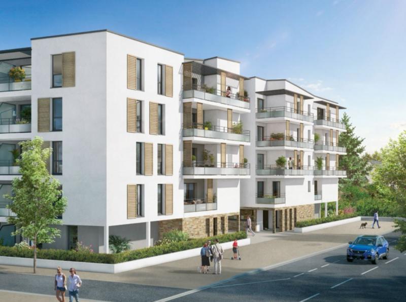 acheter appartement 2 pièces 42.98 m² orvault photo 1