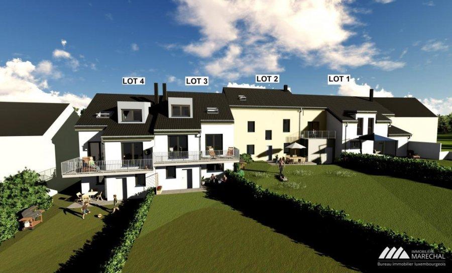 reihenhaus kaufen 3 schlafzimmer 132 m² niederanven foto 2