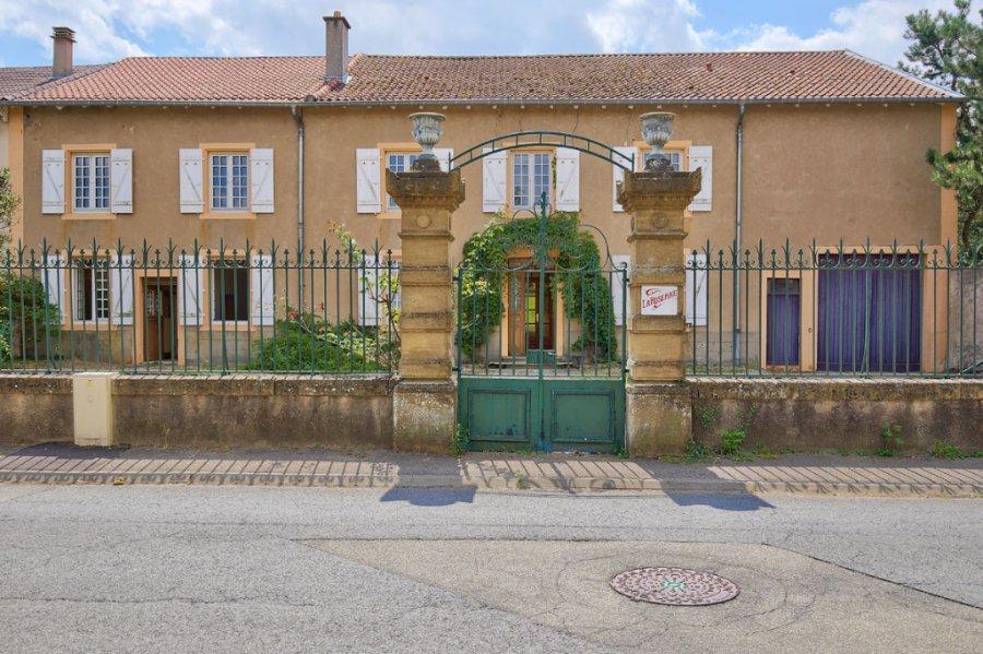 acheter maison 13 pièces 291 m² pange photo 1