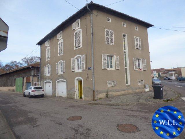 acheter immeuble de rapport 12 pièces 310 m² blâmont photo 1