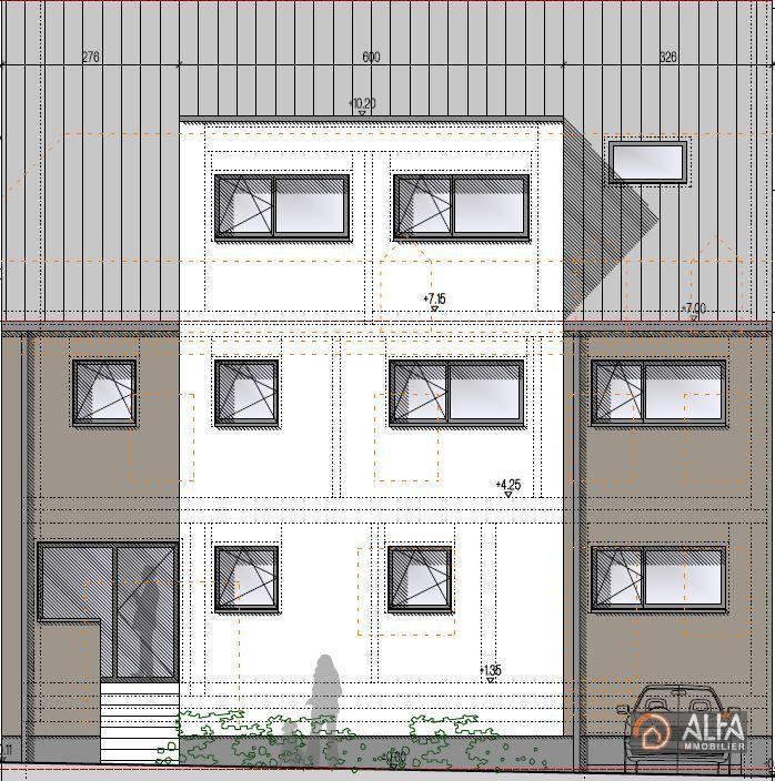 acheter penthouse 3 chambres 103 m² rodange photo 1