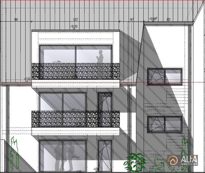 acheter penthouse 3 chambres 103 m² rodange photo 2