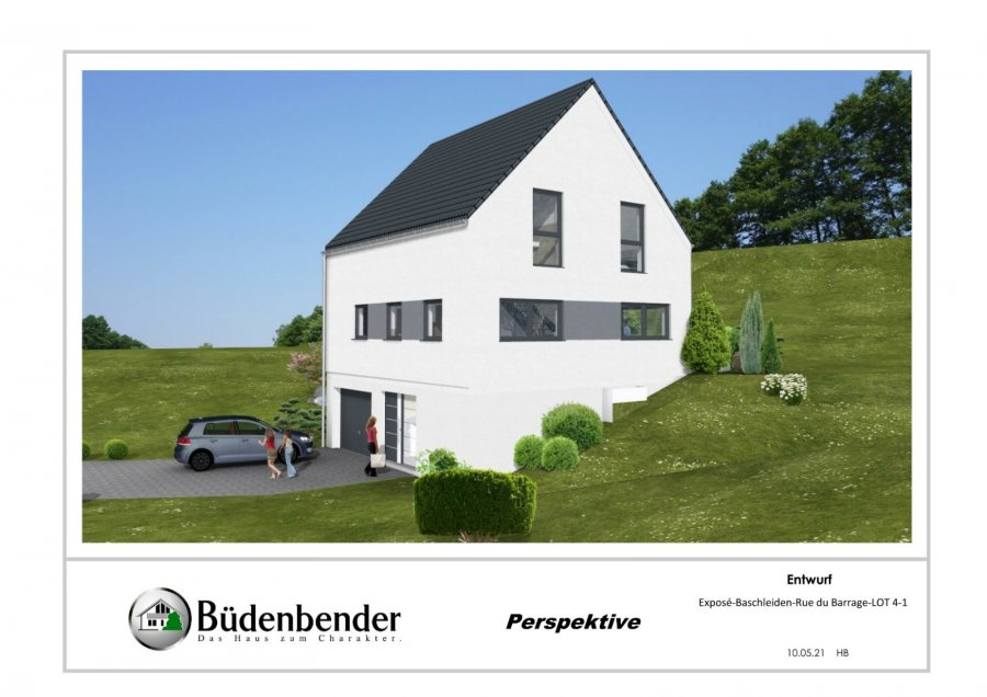 acheter maison individuelle 3 chambres 145 m² baschleiden photo 4