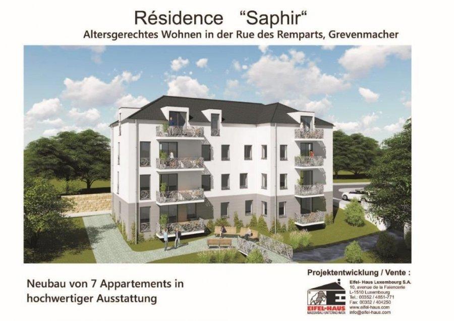 acheter appartement 3 chambres 144 m² grevenmacher photo 1