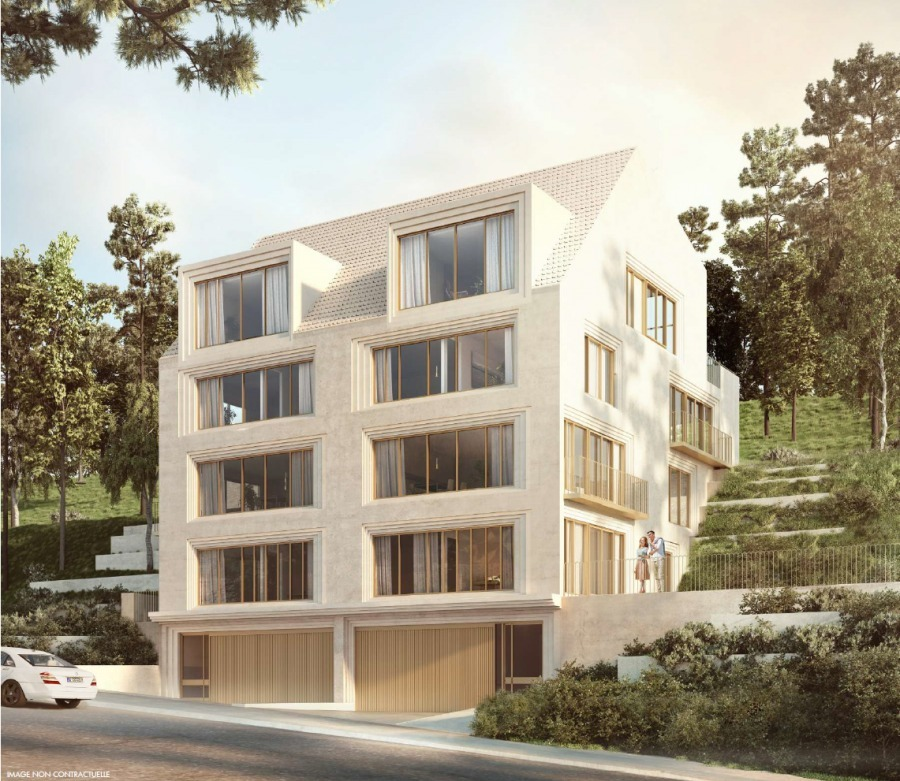 acheter appartement 2 chambres 99.98 m² luxembourg photo 2