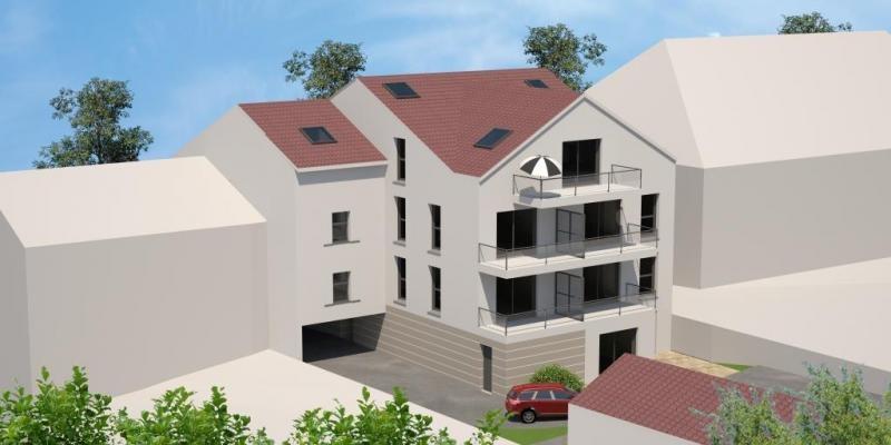 Appartement à vendre F3 à Boulange