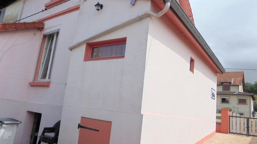 Maison jumelée à vendre F4 à Jarny