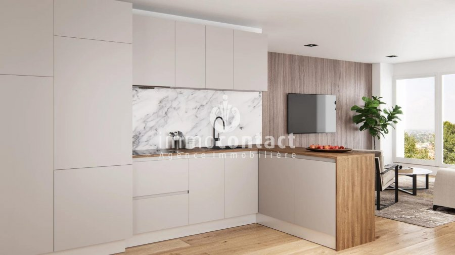 acheter appartement 1 chambre 60.43 m² kehlen photo 2